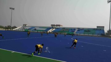 Modern day field hockey in India