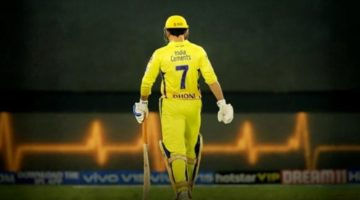 MS Dhoni leaves CSK amid IPL postponement