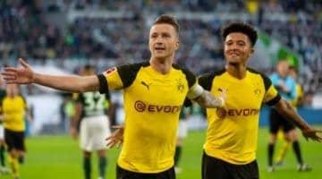 Dortmund take on Wolfsburg this Saturday in the Bundesliga