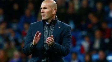 Zinedine Zidane is eyeing up yet another title for Real Madrid