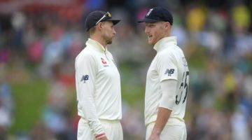 Captain Joe Root and vice-captain Ben Stokes ahead of the England v Pakistan series