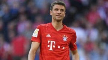 Thomas Muller: a great bet to score in Bayren Munich vs Lyon betting tips