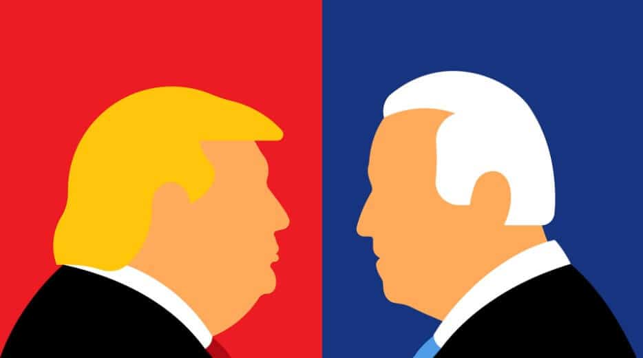 Trump v Biden: Find the best US Preisdent Election Odds in India