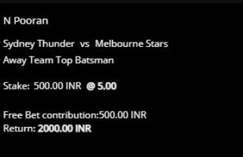 Sydney Thunder vs Melbourne Stars Betting Tips and Predictions