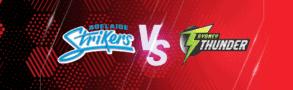 Adelaide Strikers v Sydney Thunder Betting Tips & Predictions