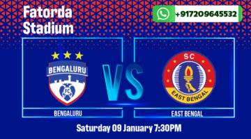 Bengaluru FC vs SC East Bengal Betting Tips and Predictions