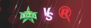 Melbourne Stars v Melbourne Renegades Betting Tips & Predictions
