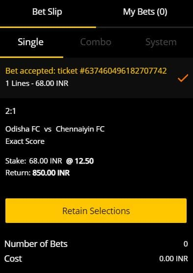 Odisha FC vs Chennaiyin FC Betting Tips and Predictions