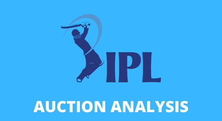2021 Analisis Lelang IPL