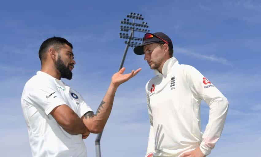 Kohli dan Root bersiap jelang Tes Pertama India vs Inggris