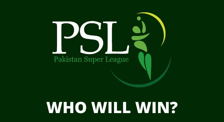 Who will win the Pakistan Super League?