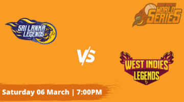 Sri Lanka Legends vs West Indies Legends Betting Tips and Predictions