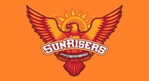 Logo IPL Sunrisers Hyderabad untuk prediksi SRH vs KKR