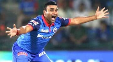 Delhi Capitals beat Mumbai Indians by 6 wickets in the IPL, Amit Mishra picked up 4 wickets