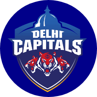 Delhi Team logo for DC news in our rr vs dc predictions