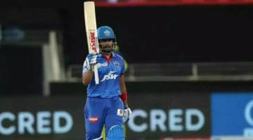 Prithvi Shaw powered Delhi Capitals defeated Kolkata Knight Riders by 7 wickets in the IPL 2021.