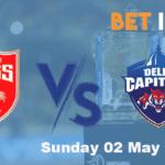 Punjab Kings vs Delhi Capitals Predictions 2 May 2021