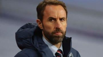 English Manager Southgate