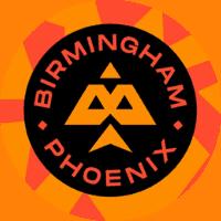 Birmingham Phoenix logo to represent the team XI in the game against the London Spirit