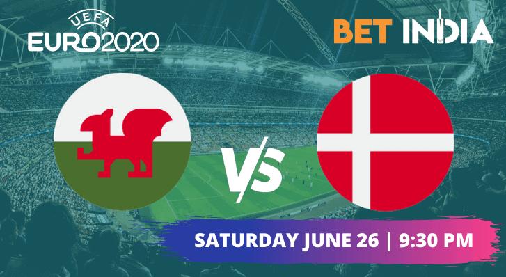 Wales vs Denmark Betting Tips & Predictions Euro 2020