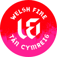 Welsh Fire logo for the team's XI in our Welsh Fire vs Trent Rockets Betting Tips & Predictions