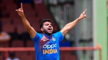 Deepak Chahar stars as India beat Sri Lanka in the second ODI by 3 wickets to win the series.
