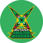 The Guyana Amazon Warriors logo