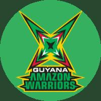 Guyana Amazon Warriors logo for the team news in our Barbados Royals v Guyana Amazon Warriors Betting Tips & Predictions