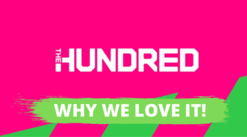 Why We're Loving The Hundred!
