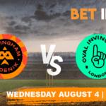 Birmingham Phoenix vs Oval Invincibles Betting Tips & Predictions 2021