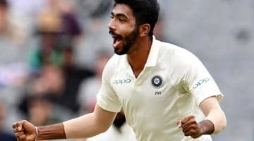 Jasprit Bumrah lead the way for Indian bowlers on day one of the first Test match against England