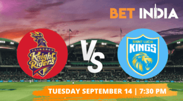 CPL Trinbago Knight Riders vs St Lucia Kings Betting Tips & Predictions