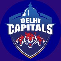 Logo tim DC untuk berita tim di Delhi Capitals v Rajasthan Royals Tips & Prediksi Taruhan kami