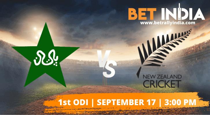 Pakistan vs New Zealand First ODI Betting Tips & Predictions