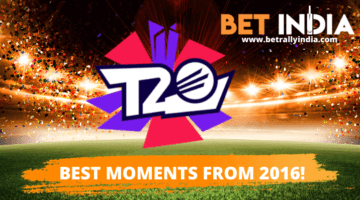 Best Games from the 2016 T20 World Cup in India